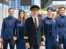 Uniformes Aviación